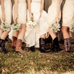Des Moines vintage wedding photos