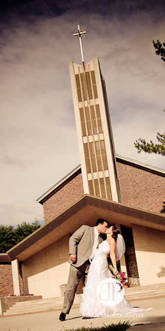 Wedding Photos in Johnston, IA